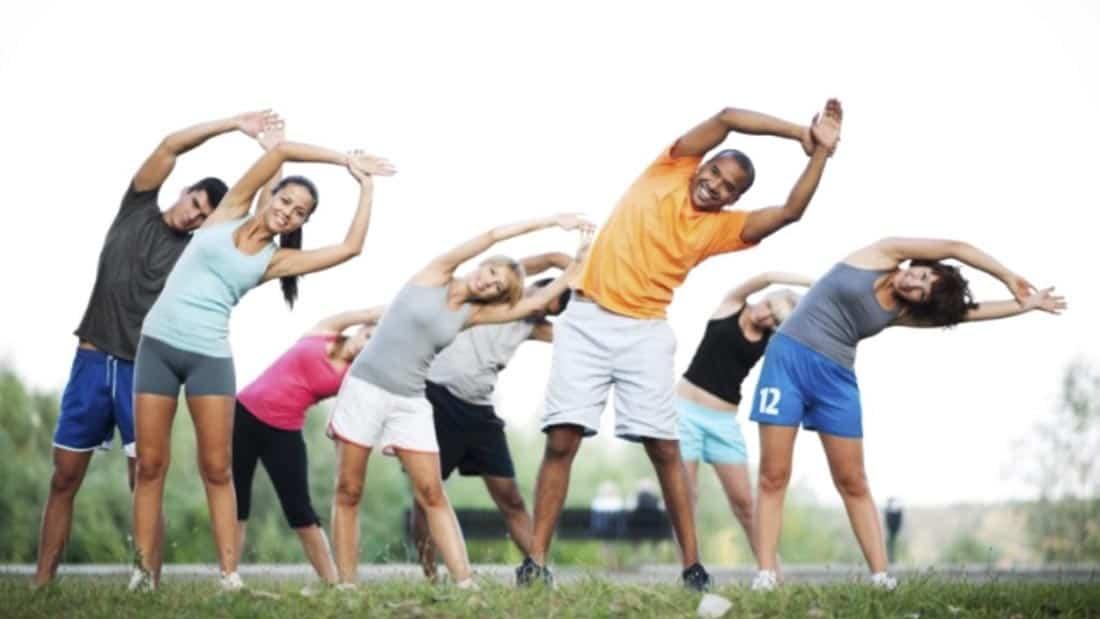 физически упражнения